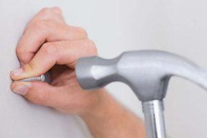 Colgar Cuadro sobre pared de pladur