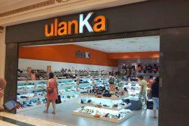 Local comercial de la firma Ulanka